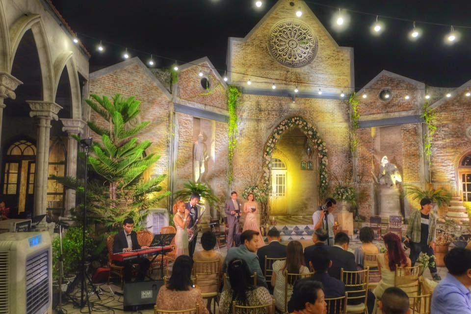 วงดนตรีงานแต่งงาน-benedict