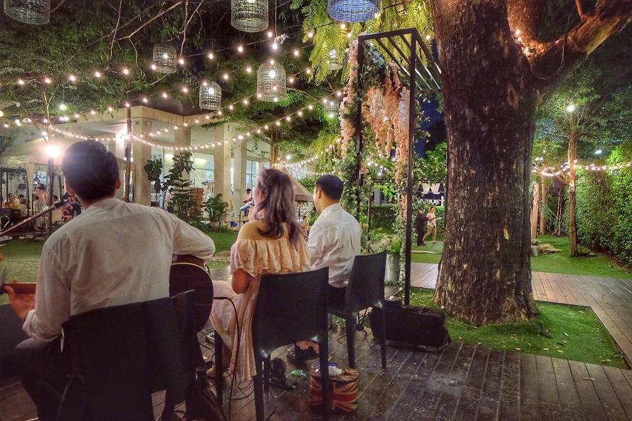 งานแต่งงาน-Rustic Wedding-วงดนตรีอคูสติก-Mellow Garden-2