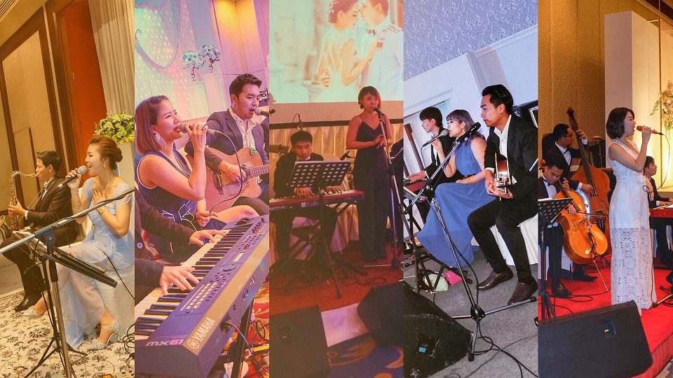 วง ดนตรี งาน แต่ง love love love puppada web cover